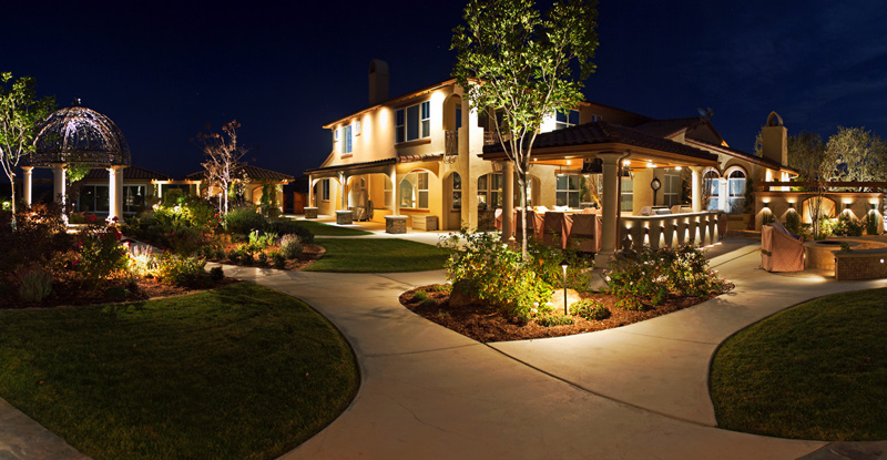 The Benefits of Landscape Lighting for Your Home