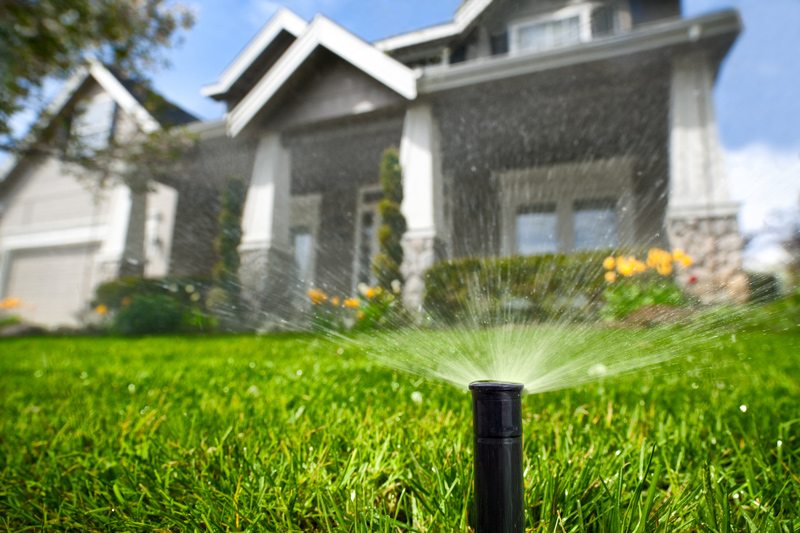 How to De-Winterize Your Irrigation System This Spring
