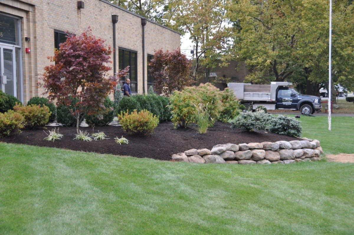 construction projects landscape solutions