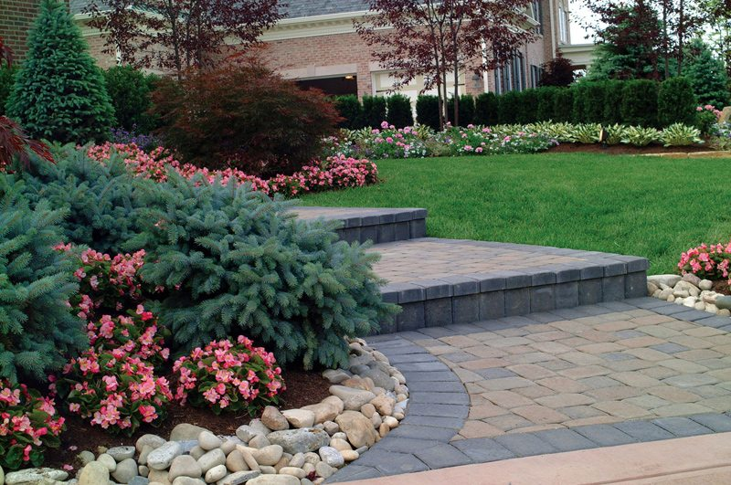 Commercial Property Landscape Design