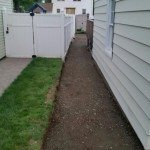 Sidewalk Preparation